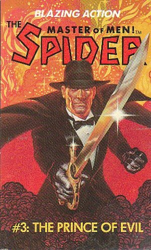 9780893000110: The Prince of Evil (The Spider, Vol 3)