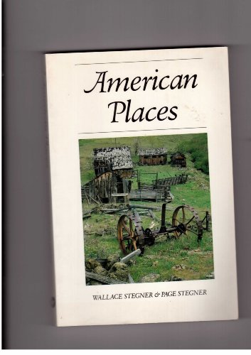 9780893011079: American Places