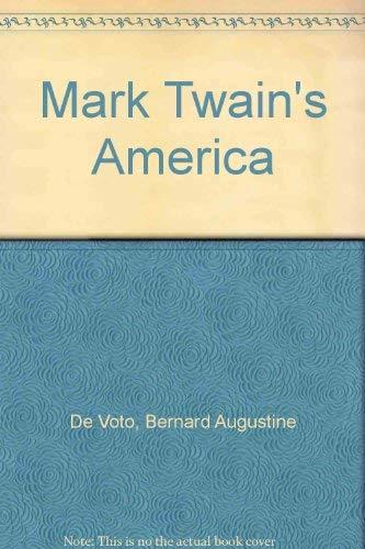 9780893011086: Mark Twain's America