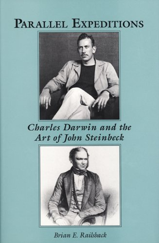 Parallel Expeditions Charles Darwin & the Art: Railsback, Brian
