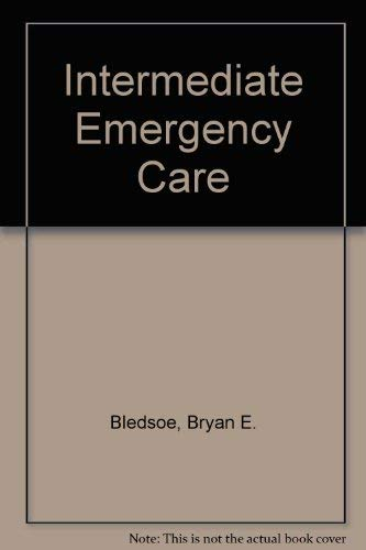 9780893030230: Intermediate Emergency Care