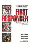 9780893030384: First Responder: A Skills Approach