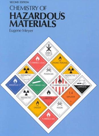 9780893031336: Chemistry of Hazardous Material