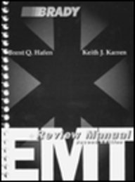 9780893032005: Brady EMT Review Manual
