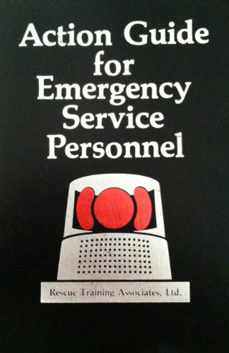 9780893033019: Action Guide for Emergency Service Personnel