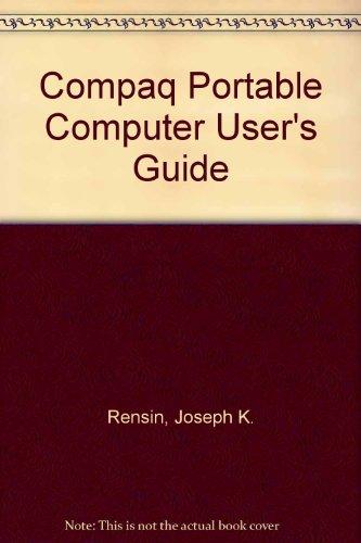 9780893033897: Compaq Portable Computer User's Guide