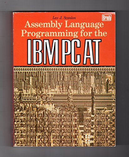 9780893034849: Assembly language programming with the IBM PC AT