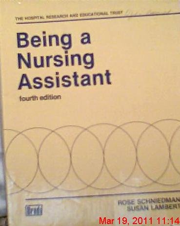 9780893035914: Being a nursing assistant
