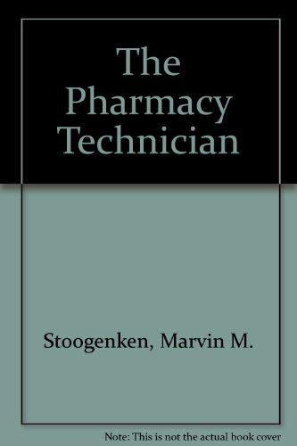 9780893037994: The Pharmacy Technician