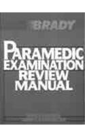 9780893038052: Paramedic Examination Review Manual