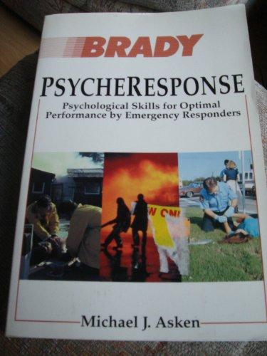 9780893038397: Psycheresponse: Psychological Skills for Optimal Performance by Emergency Responders