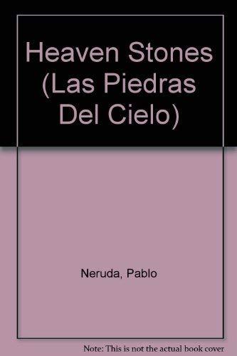 9780893047467: Heaven Stones (Las Piedras Del Cielo) (English, Spanish and Spanish Edition)