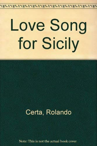 9780893048792: Love Song for Sicily
