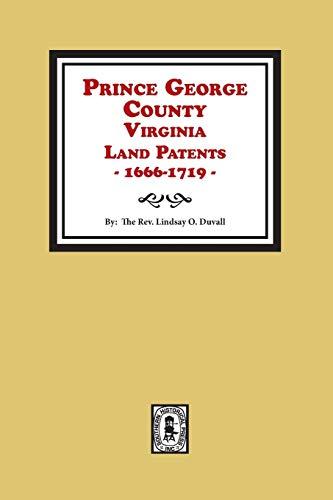 9780893080679: Prince George County, Virginia, 1666-1719 (Series 2, Vol 6)