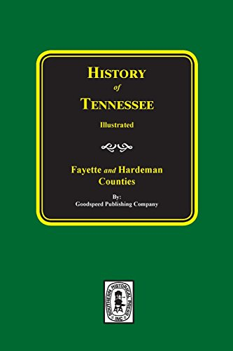 History of Tennessee Illustrated: Fayette and Hardeman: The Rev. Silas