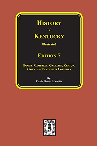9780893081393: History of Kentucky: the 7th Edition. (History of Kentucky Illustrated)