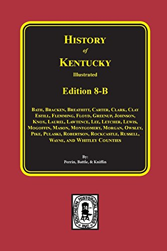 9780893081416: Kentucky: A History of the State (History of Kentucky)
