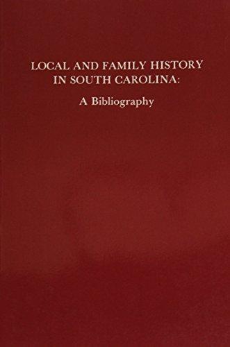 9780893082000: Local and Family History in South Carolina