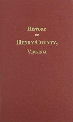 Henry County, Virginia, History of.: Judith P. Hill