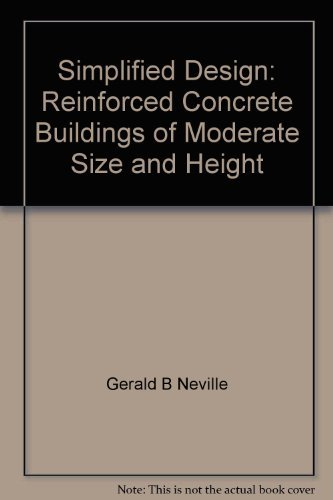 9780893120436: Simplified Design: Reinforced Concrete Buildings of Moderate Size and Height