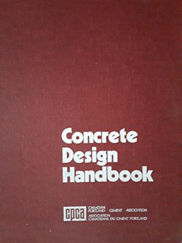 9780893120825: Concrete design handbook