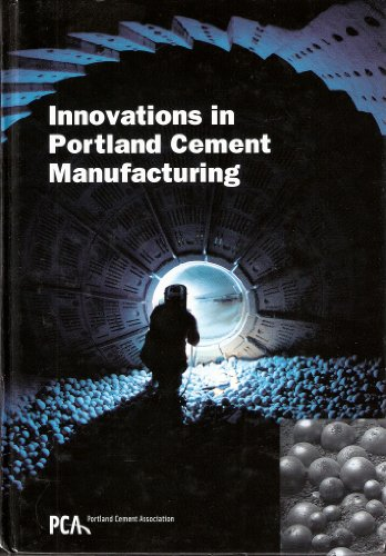 9780893122348: Innovations in Portland Cement Manufacturing