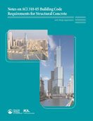 9780893122454: Notes on 318-05 Building Code Requirement