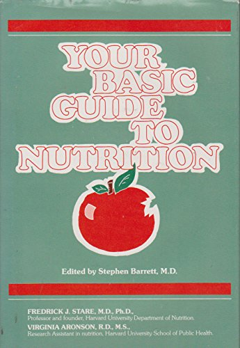 9780893130268: Your Basic Guide to Nutrition