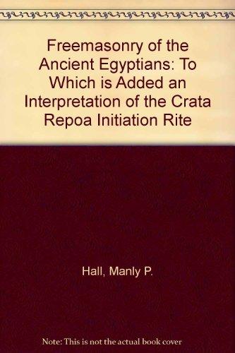 9780893144067: Freemasonry of the Ancient Egyptians