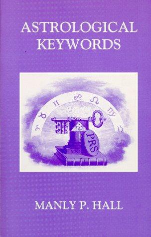 9780893145033: Astrological Keywords