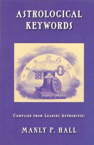 9780893148379: Astrological Keywords