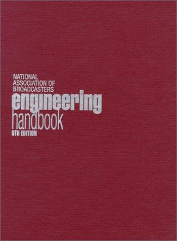 NAB Engineering Handbook. Ninth Edition: Whitaker, Jerry