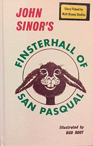 9780893250027: Finsterhall of San Pasqual