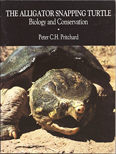 9780893261245: The Alligator Snapping Turtle: Biology and Conservation