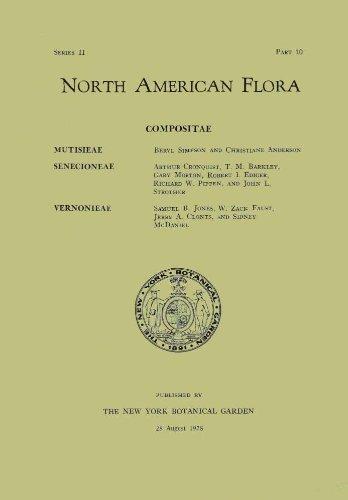 9780893271916: Compositae (North American Flora Series, II; Pt.10) (North American Flora Series, II; Pt.10) (North American Flora Series, II; Pt.10) (North American Flora Series, II; Pt.10)