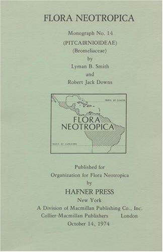 9780893273033: Pitcairnioideae (Bromeliaceae) (Flora Neotropica Monograph No. 14, Part 1)