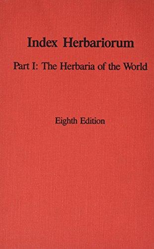 Index Herbariorum: Part 1 : The Herbaria: Holmgren, Patricia K.,