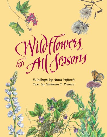 9780893274368: Wildflowers for All Seasons