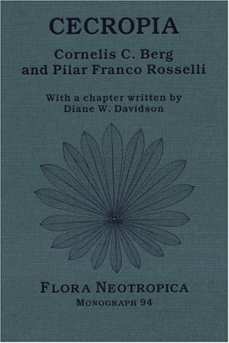 9780893274610: Cecropia (Flora Neotropica Monograph No. 94)