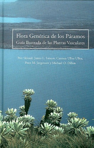 9780893274689: Flora Generica De Los Paramos: Guia Illustrada De Las Plantas Vasculares: 92