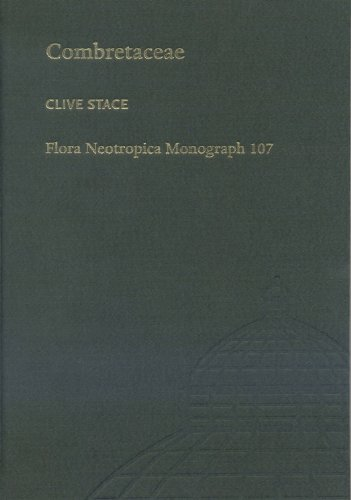 9780893275037: Combretaceae: Terminalia and Buchenavia With Abdul-Ridha Alwan (Fora Neotropica Monograph)