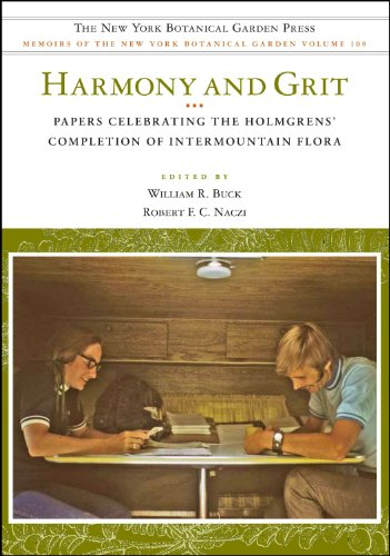 Harmony and Grit: Papers Celebrating the Holmgrens'