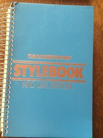 The Associated Press Stylebook: Harold Angione