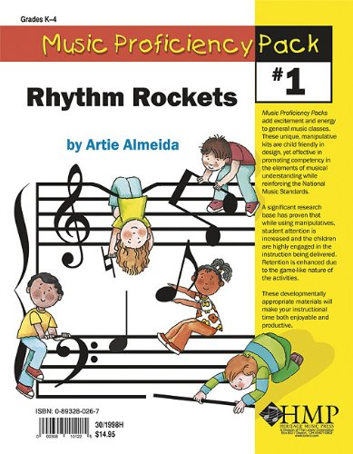 9780893280260: Music Proficiency Pack #1: Rhythm Rockets, Grades K-4
