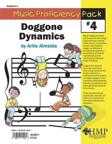 9780893280291: Music Proficiency Pack #4 - Doggone Dynamics: Dynamic Markings and Terms (Music Proficiency Packs)