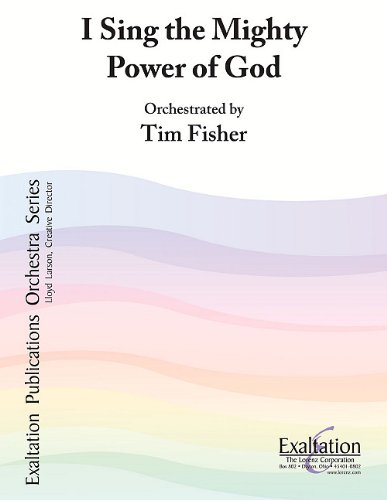 9780893282066: I Sing the Mighty Power of God (Orchestra, Full Orchestra, CD Included)
