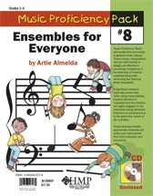Music Proficiency Pack #8 - Ensembles for Everyone: A Listening Kit for the Study of Instrumental ...