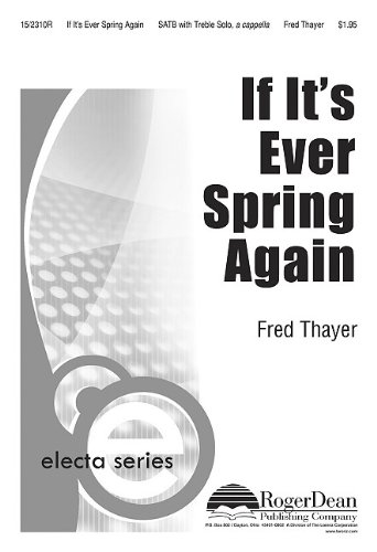 9780893287436: If It's Ever Spring Again