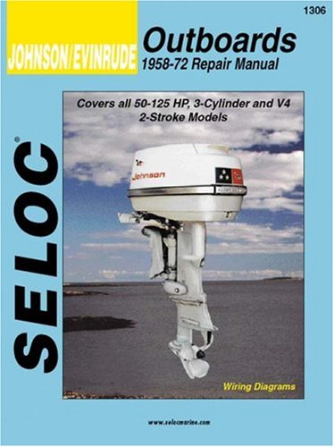 Johnson/Evinrude Outboards, 3-4 Cylinders, 1958-72 (Vol 3: Seloc