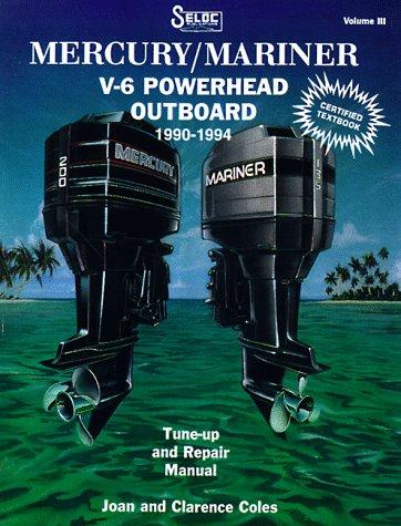 9780893300371: Mercury/mariner Vol III 1990-94